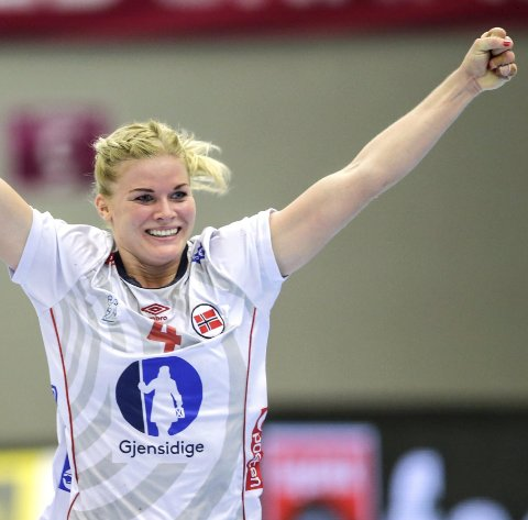 GÅR FOR GULL: Veronica «Vikki» Kristiansen er klar for VM-finale. ARKIVFOTO