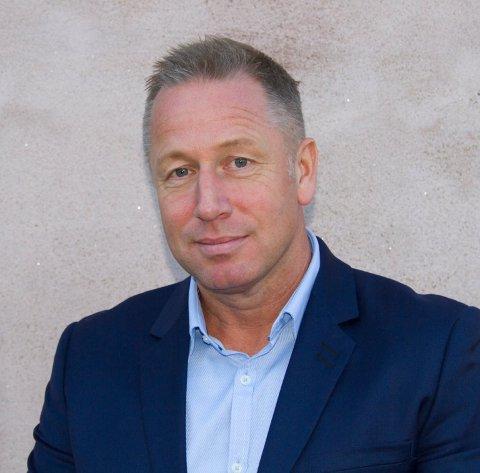 Fornøyd. Steinar Hansen, direktør i NAV Øst Viken, gleder seg over at ledigheten går ned.