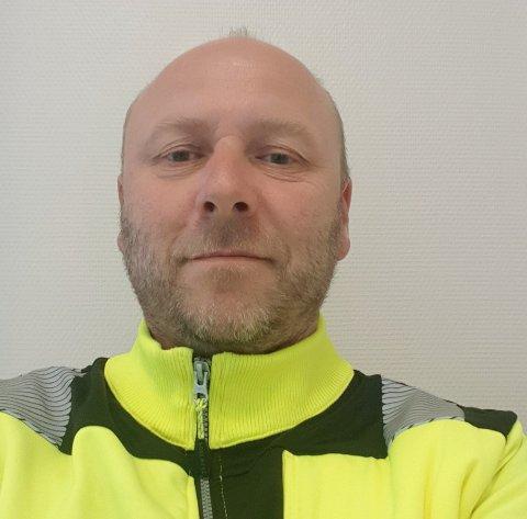 NY LEDER I HARDHAUS: Morten Olsen, valgt etter å ha fungert midlertidig.