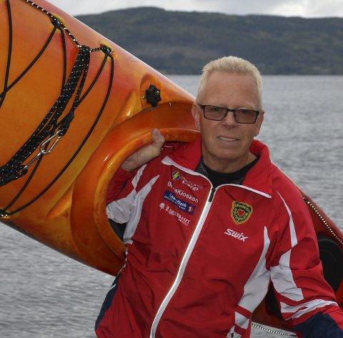 DAGLIG LEDER: Ove Nordberg er ansatt i 60 prosent stilling i Brandbu Idretsforening (BIF).