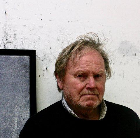 ÅPNER UTSTILLING: Ørnulf Opdahl åpner utstilling i Glasslåven førstkommende lørdag.