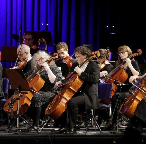 NYTTÅRSKONSERT: Den tradisjonsrike nyttårskonserten til Nord-Rogaland symfoniorkester kan oppleves i Festiviteten lørdag.