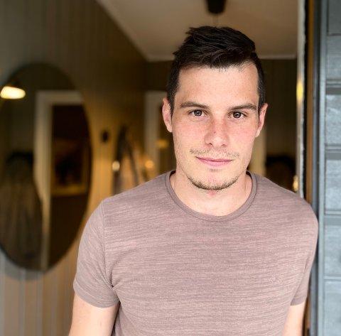 GREP SJANSEN: Helge Sandvik er ikke lenger «en evig toer». Nå er han førstekeeper i FKH.