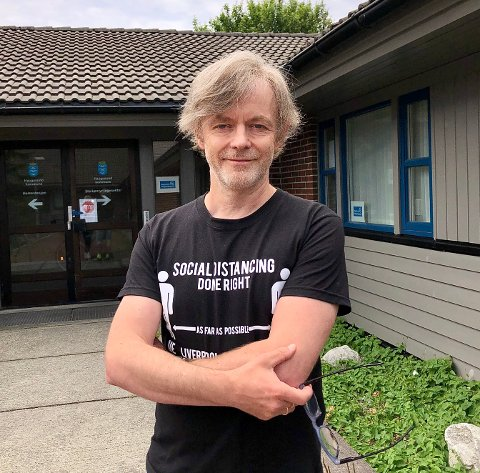 MISTANKE OM KORONA: Smittevernlege Teis Qvale i Haugesund kommune bekrefter at et utested ble midlertidig stengt grunnet koronamistanke lørdag.
