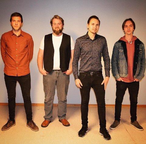The Echo Within er klare med musikkvideopremiere. Bandet består av Ola Kvehaugen, Svein Erland Olstad, Øyvind Aarnes Hansen og Kristian Resset.