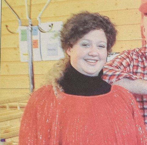 ANNO 2000: Marie het Gisselbæk i 2000, da bildet ble tatt - nå er etternavnet Risan.