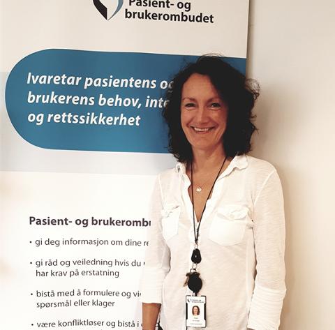 Seniorrådgiver Heidi Syverstad deltar på åpent møte i Peisestua på Begnadalen skole tirsdag 2. oktober.
