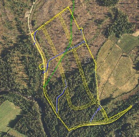 Barskog: Kjerrevegen næringsområde/Sygnemyradn: «Området er viktig som overgang/ tilhaldsstad og til kalving for elg og rådyr. Det er også plassen der elg og rådyr oppheld seg i vinterhalvåret», skriv grunneigar Nils-Ole Robøle.