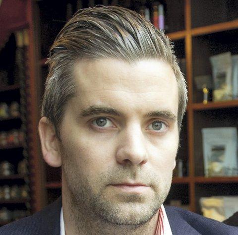 Tiltalt: Politiet mener eiendomsinvestor Eirik Bysheim Hokstad forfalsket underskrifter og lurte flere banker til å gi ham lån på over 100 millioner kroner.