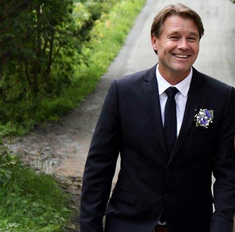 REKTOR: Harestua-bosatte Anders Michelsen ønsker å bytte rektorjobben på Romerike med samme stilling på Fredheim skole i Gran.