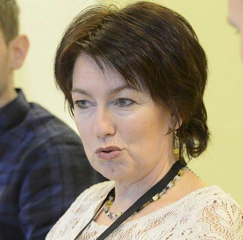 Står fast: Fagleder Stine Lerhol mener Halden kommune ikke har brutt noen veiledningsplikt