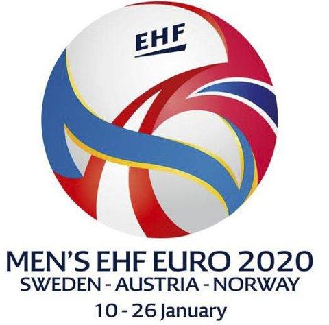 EM i håndball: Gruppespillet i EM foregår både i Norge, Sverige og Østerrike. Sluttspillet foregår i Göteborg, Malmö og Stockholm (finaler).