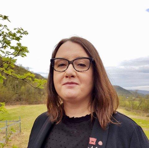 KRITISK TIL SNN: Kristin Rajala (Ap) vil sende en uttalelse til SNN uansett. Hun sitter i dag i representantskapet i banken på vegne av fylkestinget.