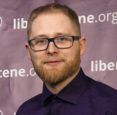 Kjell Bakke går fra nestleder til leder.