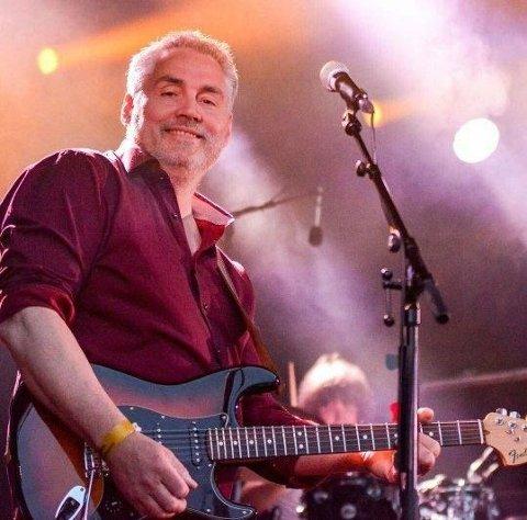 Grener Eriksen, leder for Foreningen Rockens Hus Mo i Rana