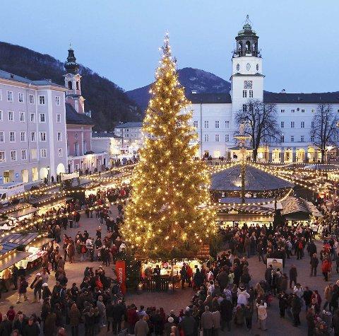 Idyllisk: Årets lesertur for Bygdeposten og Eikerbladets lesere går hit til vakre Salzburg. Byen er kjent for mye ikke minst for å ha fostret en av verdenshistoriens aller største musikkgenier, Wolfgang Amadeus Mozart.