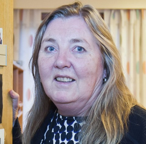 ERFAREN: Økonomisjef Liv Bermingrud Østberg har håndtert kommuneøkonomi i Nedre Eiker i 20 år