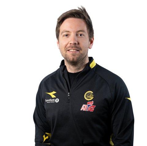 SPESIELL KAMP: Kampen lørdag mot Mjølner er spesiell for akademiansatte Robin Bergfald i Bodø/Glimt.