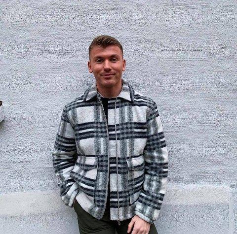 REALITYDELTAKER: Emil Norderhaug fra Trysil skal være med på den 15. sesongen av Paradise Hotel.