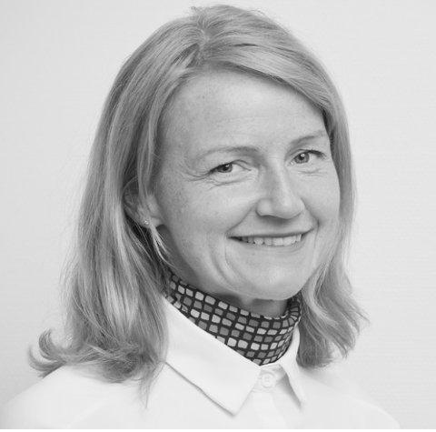 UNDERVURDERT: Siv Merethe G. Belbo (46) mener at reindrifta er en viktig og ofte undervurdert næring.