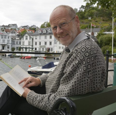 Jan Kløvstad: Reagerer sterkt på uttalelsene fra Peter Svalheim.