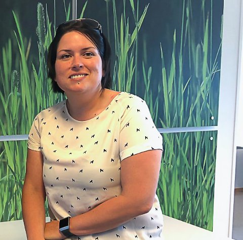 Ny jobb: Liv Maren Mæhre Vold er ansatt som ny redaktør i Alvdal MIV/Tynsetingen.