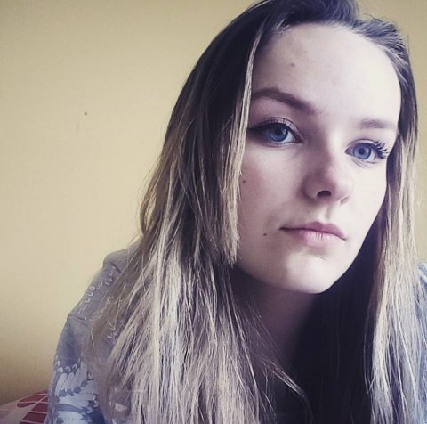 HYBELBUAR: Fredag flytta Kristine Solheim Brekke på hybel på Sandane. Måndag startar ho på Firda vidaregåande skule.