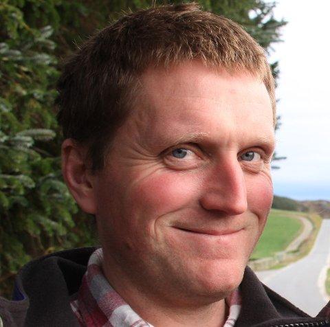 HÅPER:  Knut Åge Gjersdal, leiar i søre Hå Bondelag, meiner tilbodet frå mat- og landbruksministeren er «putle».