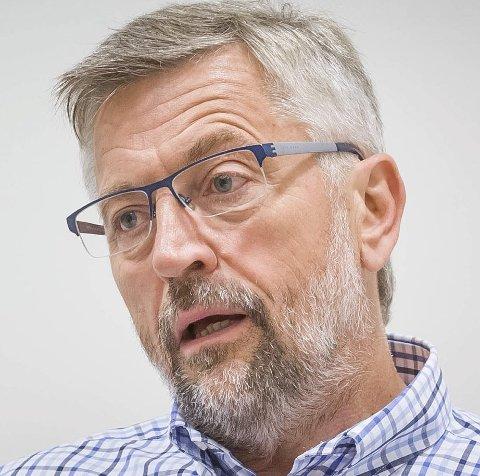 VIL KLAGE: Ordfører Sjur Strand vil klage på opprettelsen av Montessori-skole.JENS HAUGEN