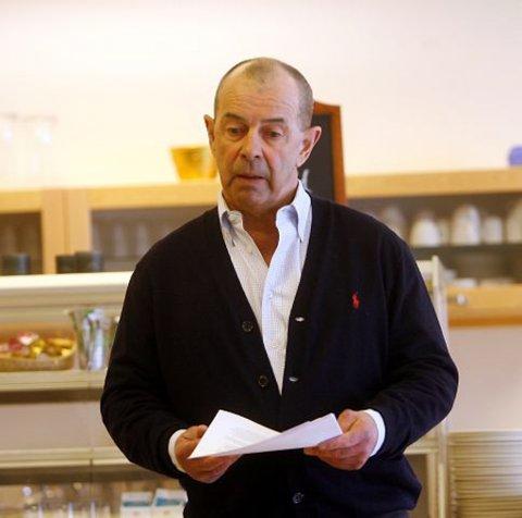 INVESTERER I HAMMERFEST: Pål Gundersen har kjøpt 60 leiligheter i Melkøyveien for 60 millioner kroner. Foto: Moss Avis