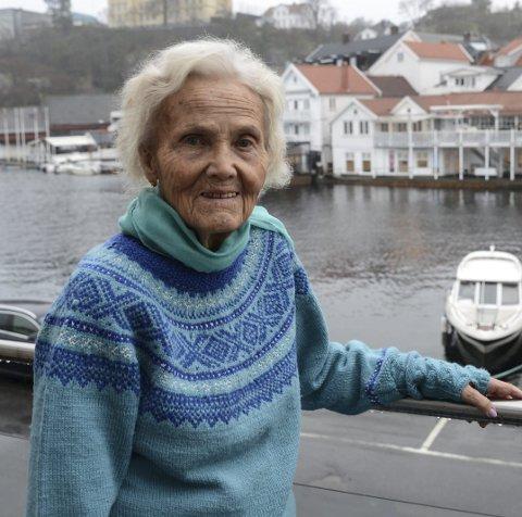 Kandidat 4: Røde Kors besøksvenner ved Marit Heia er nominert.