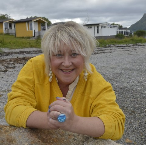 - Vi flytter ikke. Våre hjerter banker fortsatt for Nesna, sier  Nina Rødahl Friis.