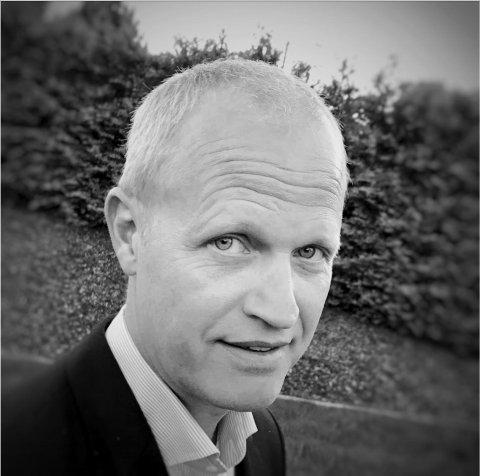 VINTERPARK-SJEF: Erik Hammer er ansatt som direktør i Vinterparken Holding AS, selskapet som eier Skihallen-prosjektet i Lørenskog. Foto: Zeppelin