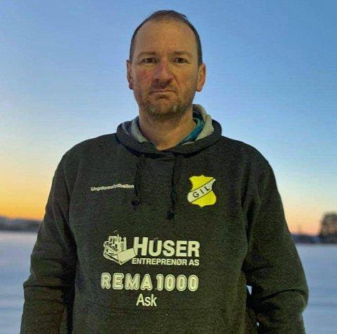 VIKTIG AKTØR: Harald Kristiansen er styreleder i Gjerdrum IL, bygdas største forening med godt over 1.000 medlemmer.