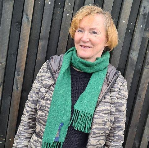 RIKTIG NIVÅ: Styreleder i Coop Midt-Norge, Lisbeth Bull Husby, mener at en årslønn på drøyt 5,2 millioner er på det nivået som må forventes for lederen i en så stor virksomhet.