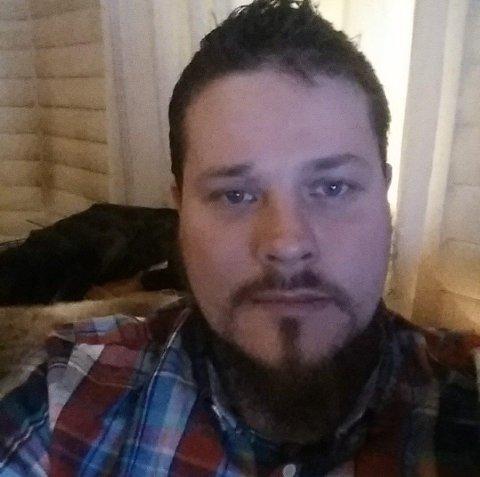 DETEKTIV: Jimmy Mikalsen måtte være skikkelig detektiv for å komme frem til medisnsk avdeling på Narvik sykehus.