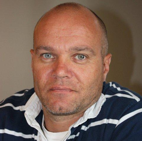 Rune Dolmen er tilsett som administrerande direktør ved TiZir i Tyssedal.