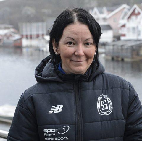 Kandidat 3: Marianne Vibeto er nominert til prisen som årets Ildsjel.