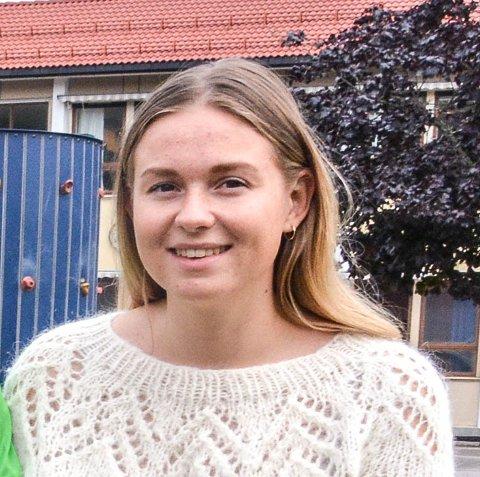 3. KANDIDAT: Oda Maria Irgens Hokstad