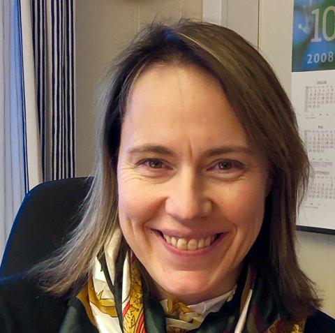 - Det er et veldig spennende verv og en rolle jeg går til med stor ærefrykt, sier Andrine Oppegaard (50) fra Sømna.