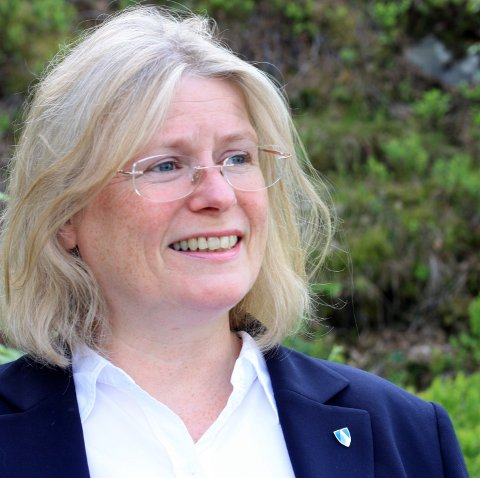 Claudia Behrens, ordførerkandidat Nesodden SV