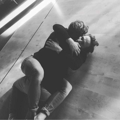 Bestevenner: Thomas Jacobsen (20) og Elias Dypaune (18) sto hverandre utrolig nært. De bygget et vennskap gjennom dans og felles interesser som skulle vare livet ut.