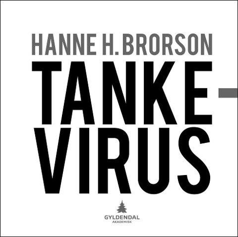BOK: Omslaget på Hanne H. Brorsons e-bok som kom ut på Gyldendal akademisk i 2016.