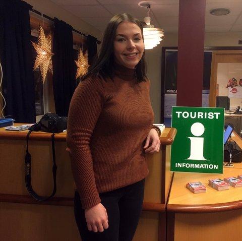 Marianne Berg, reiselivssjef i Visit Nordkapp, søker nå etter en ny kollega.