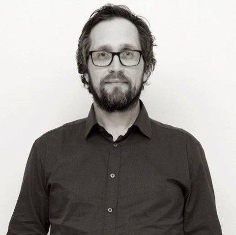 TOPPKANDIDAT: Thomas Johansen Fylkesleder MDG Nordland, og mannen fylkespartiet helst vil ha inn på Stortinget.