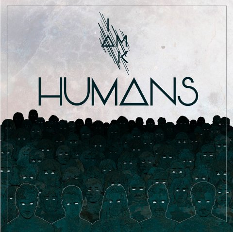 """Humans"", som er debutalbumet til den lovende gruppen I am K, slippes på Apollon Records. Foto: Handout"