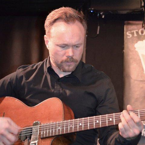 Stian Vågen Nilsen fotografert ved en tidligere anledning.