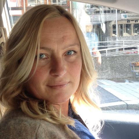 FORSKER: Tine Gtimholt vil skaffe mer kunnskap om hvordan folk påvirkes av Korona-tilværelsen.