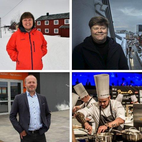 Mona Mosti, Morten Jakhelln, Per Arild Konradsen og Christian André Pettersen er nominert til årets ambassadør.