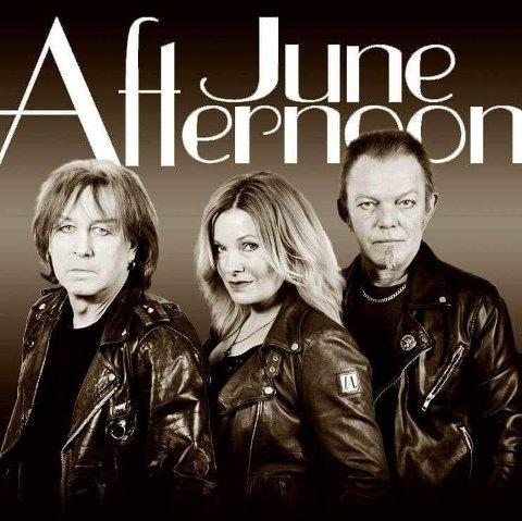 """June Afternoon: Gruppas kjerne består av Glenn Tangen, Monica Gellein Mathisen og Toe """"Mæddy"""" Madsen."""